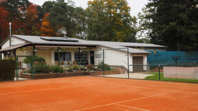 Tennisheim (Waldstadt)